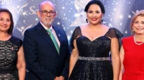 Belkis Billini, Edgar Allan Vargas, Elizabet Gutiérrez y Patricia González.