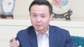 EmbajadorZhang Run asegura este año se ha fortalec Embajador Zhang Run asegura este año se ha fortalecido el marco institucional y cooperativo entre ambas naciones.  Elieser Tapia