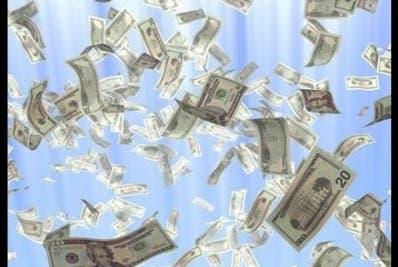 Se desconoce la cantidad de dinero que el hombre regaló.