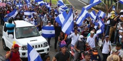 Alrededor de 62,000 personas han dejado Nicaragua durante el último año por la crisis.