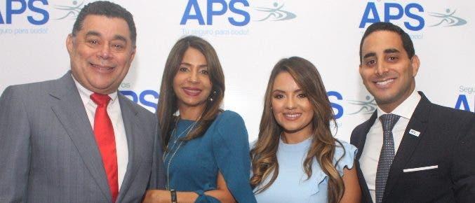 Alejandro Asmar, Antia del Castillo, Laura Prieto y Luis Asmar.