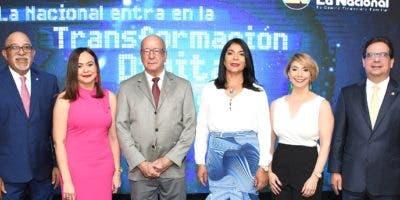 Francisco Melo, Yesenia Tapia, Freddy Reyes, Marcelina Peña, Jogry García y Gustavo Zuluaga.