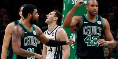 Los Celtics ya avanzaron a la siguiente fase y están a la espera de la definición de  su rival.  AP