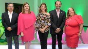 Rodrigo Vitienes, Ana Cristina Bonetti, Ligia Bonetti, José Miguel Bonetti y Lil Esteva.