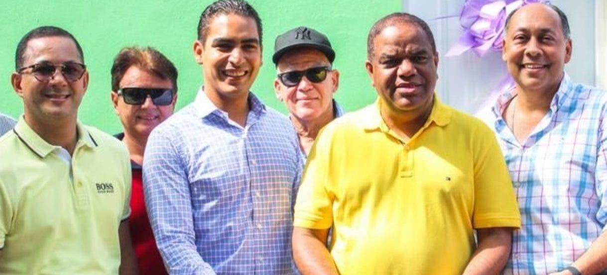 Ministerio de Deportes  cumple promesa pendiente en Villa Tapia