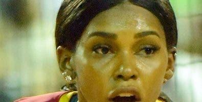 Bethania de la Cruz brilló con el sexteto de Mirador.