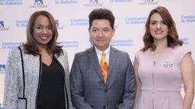 Ileana Chiari-Shan, Enrique Morales e Hilda Escaño.
