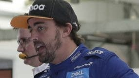Fernando Alonso.  AGENCIA