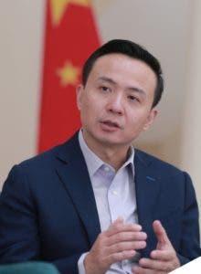 El próximo años trae grandes oportunidades, dijo Zhang Run.