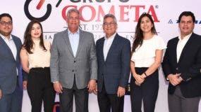 Jorge L. Núñez, Lissa Núñez, José L. Núñez González, Juan M. Núñez, Laura Núñez y José Enrique Núñez.