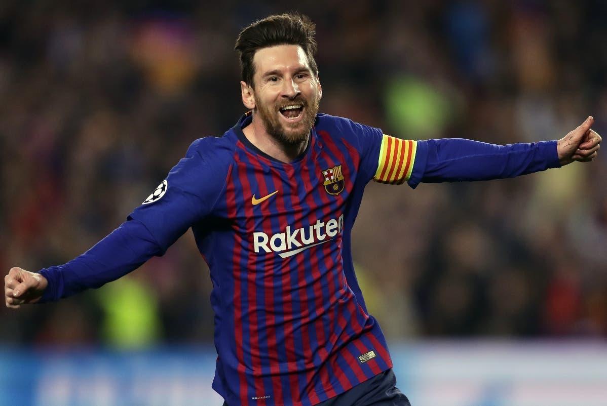Messi, máximo goleador de la Champions por sexta vez