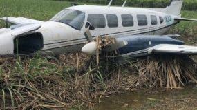 Avión está siendo investigado por las autoridades.