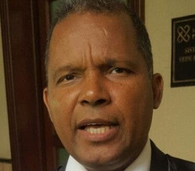 José Parra, consultor jurídico de la UASD.