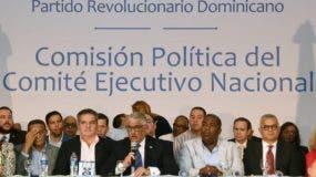 La matrícula de miembros presente fue superior al 84 por ciento.   Nicolás  Monegro
