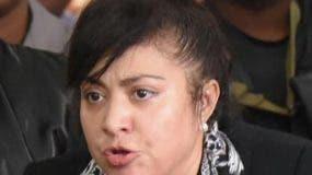 Marlin Martínez fue condenada por muerte menor.