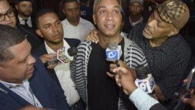 Contra Kelvin Francisco Núñez Morel se conoce hoy  medida de coerción en Santiago.  ARCHIVO