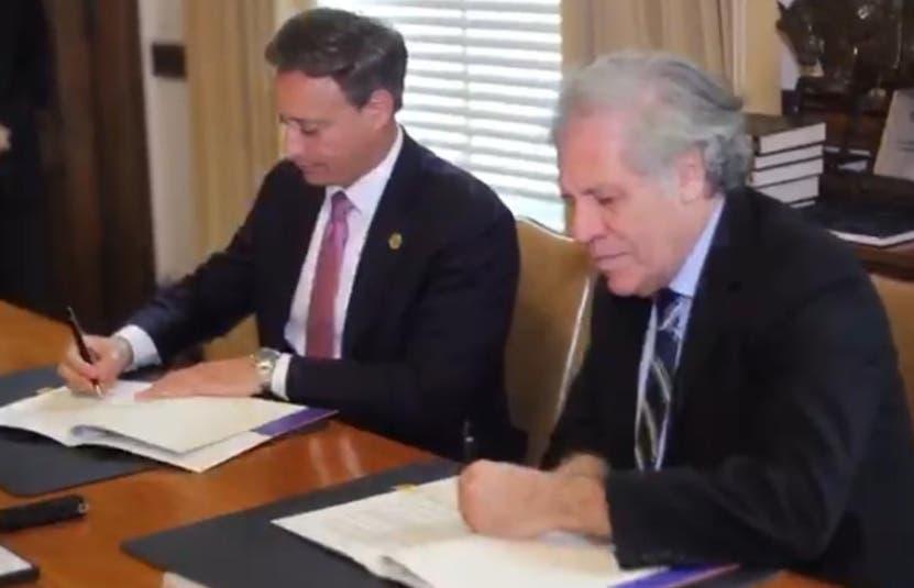 OEA reconoce abordaje del país al sistema penitenciario