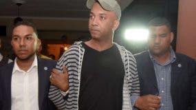 Kelvin Francisco Núñez Morel ha negado las imputaciones de la Fiscalía.  EFE Kelvin Francisco Núñez Morel ha negado las imputaciones de la Fiscalía.  EFE