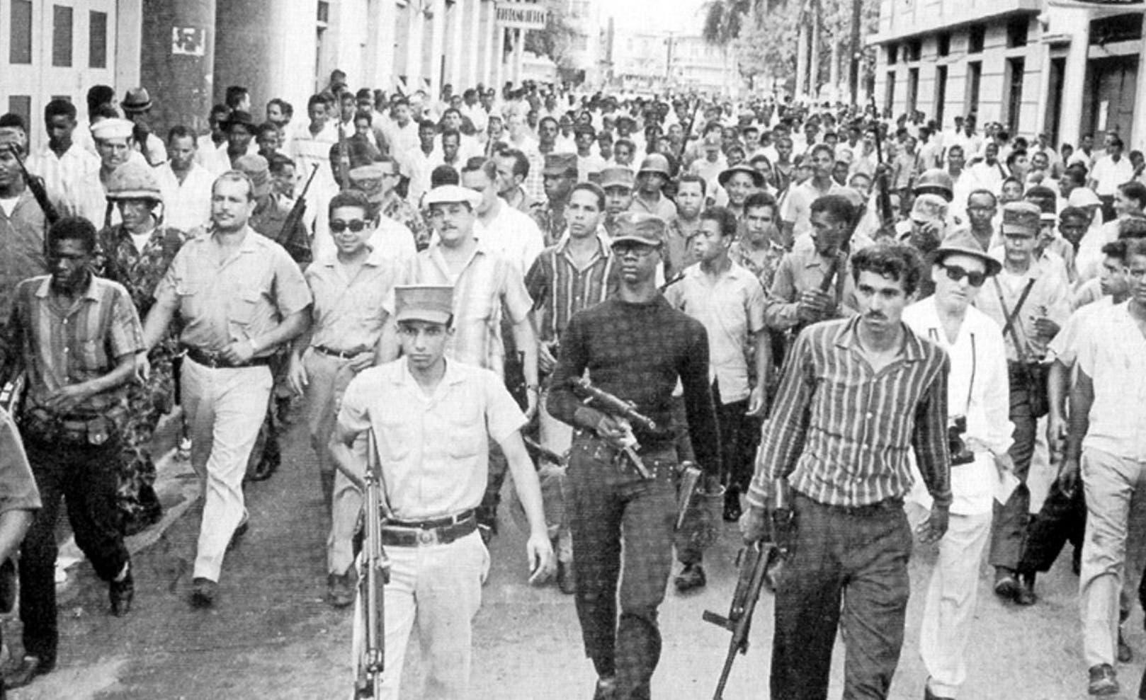 Revolución de Abril llega hoy a su aniversario 54