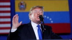 Donald Trump ha utilizado un lenguaje bastante beligerante en relación con América Latina.