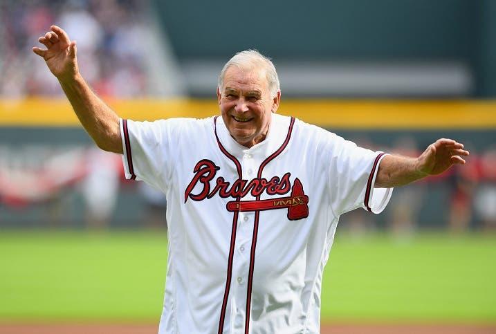 Exmanager Bobby Cox es hospitalizado en Atlanta