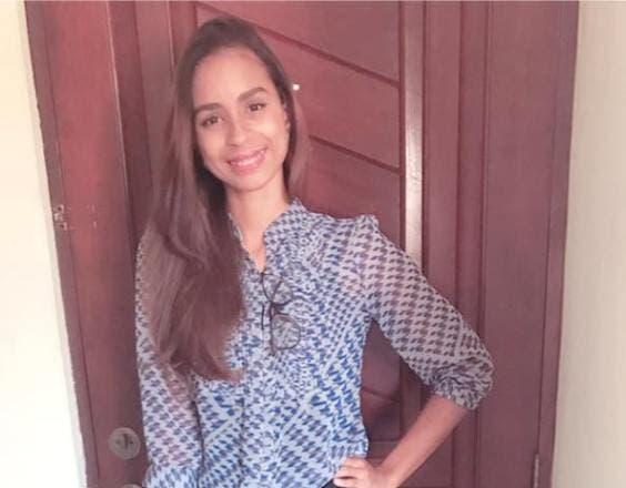 Kerlina Esther Santo es estudiante de medicina en la UASD.