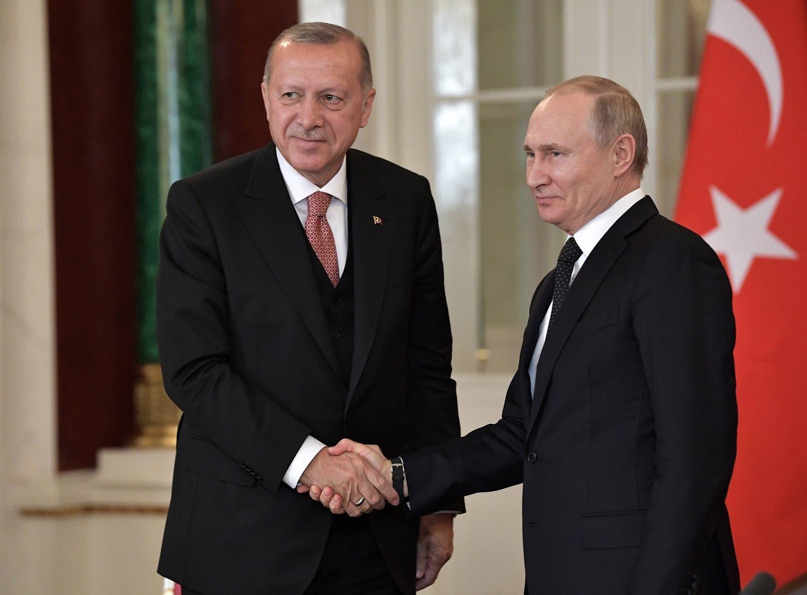 Erdogan dice a EEUU que compra de sistemas misiles rusos es decisión soberana