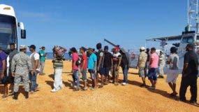 El grupo fue detenido en Jamaica el pasado 2 de marzo de 2019, luego de salir a pescar desde Puerto Plata.