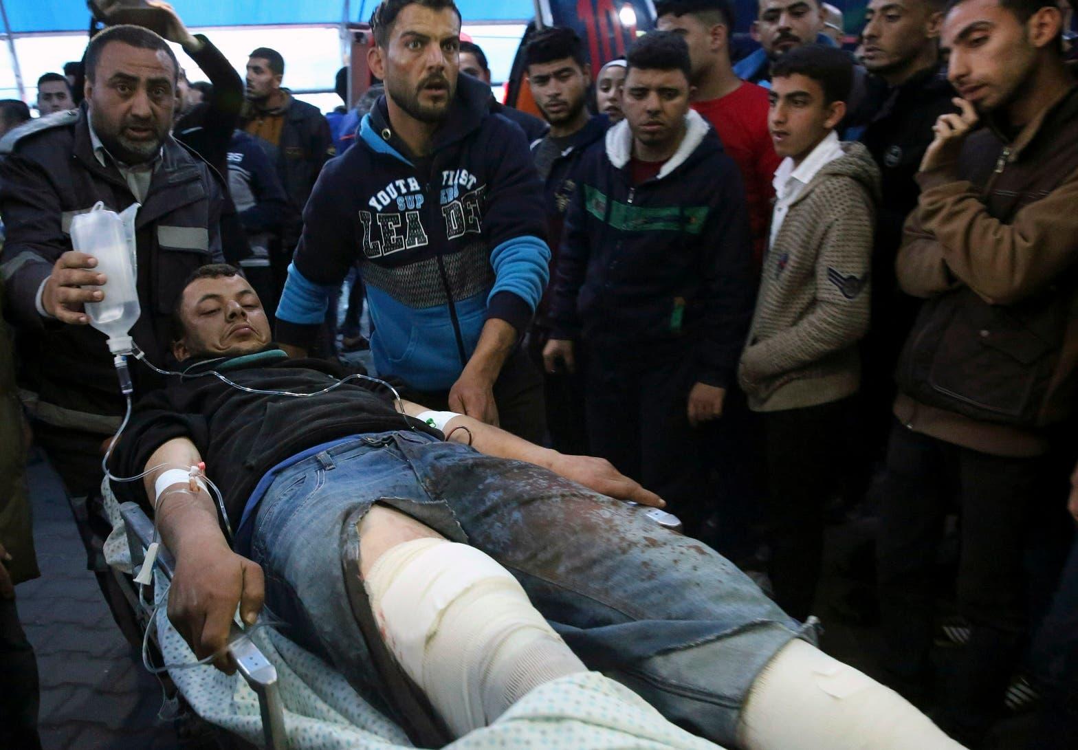 Por el momento se ha atendido a 70 personas en los hospitales y centros médicos.