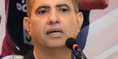 Kennedy Vargas, precandidato a diputado por el PRM en la provincia Independencia.