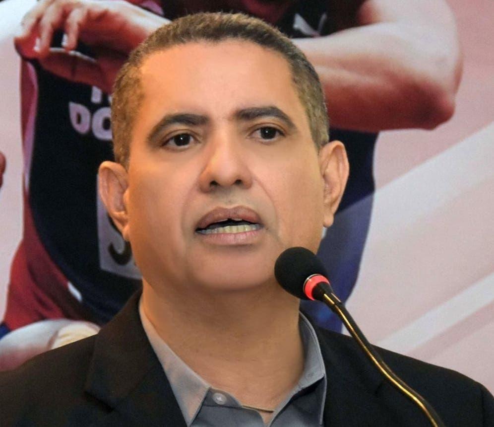 Kennedy Vargas, precandidato a diputado por la provincia Independencia.