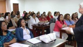 Milagros Ortiz Bosch habló  en la inauguración del curso Participación Política, Candidatas 2020, organizado por el Centro de Estudios de Política Públicas (CEP)