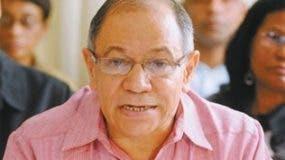 Rafael -Pepe- Abreu, representante de  la CNUS.