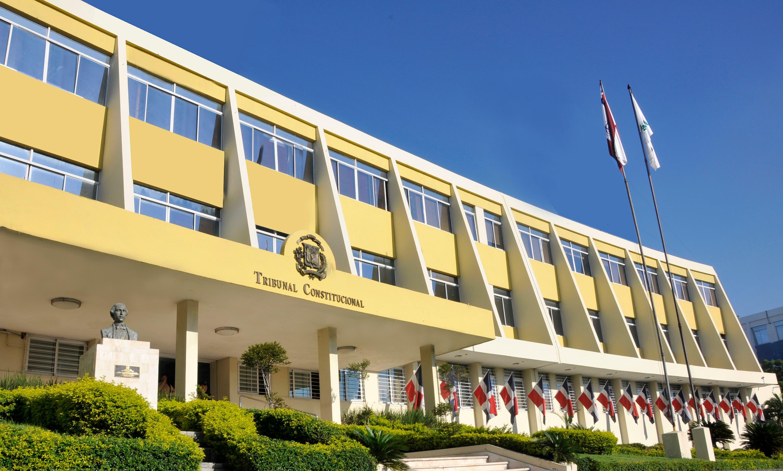Fachada del Tribunal Constitucional de la República Dominicana