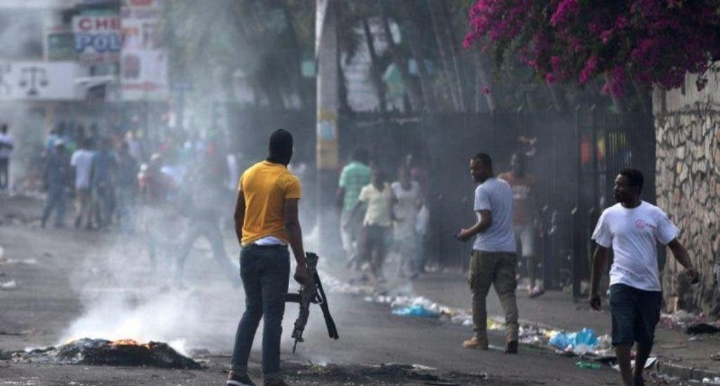 Enfrentamientos entre bandas armadas dejan siete muertos en Haití