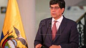 José Valencia. EFE