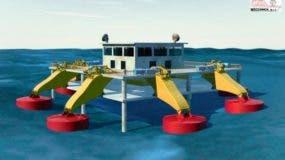 El  proyecto piloto tendrá una capacidad de generar entre 150 a 200 kilovatios, para suministrar energía eléctrica a una parte del Malecón.