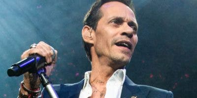 Marc Anthony in concert, 'Legacy Tour', Prudential Center, Newark, USA - 16 Feb 2019
