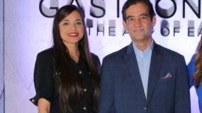 Michelle Menéndez y Jorge Urgal.