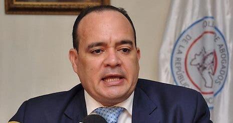 Miguel Surun Hernández, presidente del CARD.