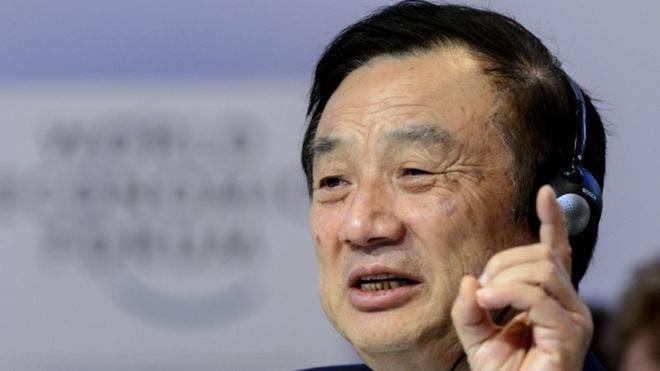 """""""La práctica actual de los políticos estadounidenses subestima nuestra fuerza"""", dijo Ren Zhengfei."""