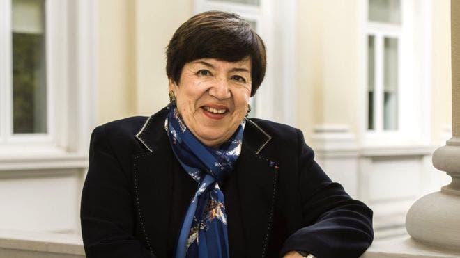 Nubia Muñoz dice que su objetivo es eliminar el cáncer de cuello uterino, que afecta principalmente a mujeres de países pobres.