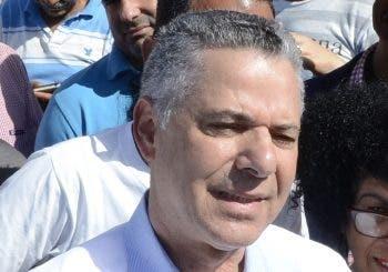 Manuel Jiménez, precandidato Alcaldía de SDE.