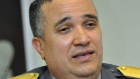 Mayor general Ney Aldrin Bautista, director de Policía.
