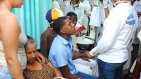 El CNSS celebró un misa por el Día de la Seguridad Social.