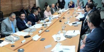 Miembros del Consejo Directivo de Zonas Francas.