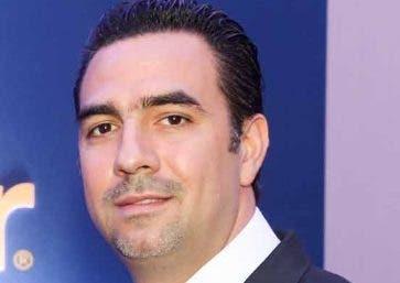 Fabio Báez, vicepresidente  de Visanet Dominicana.