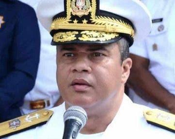Vicealmirante Emilio Recio      Segura.  AGENCIA FOTO