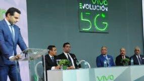 El presidente de Erickson en la región,  Elie Hanna, explicó  los detalles de la red.  Nicolás Monegro
