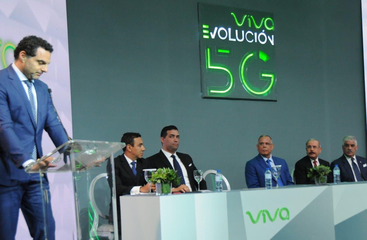Telefónica Viva presenta su tecnología para servicio 5G